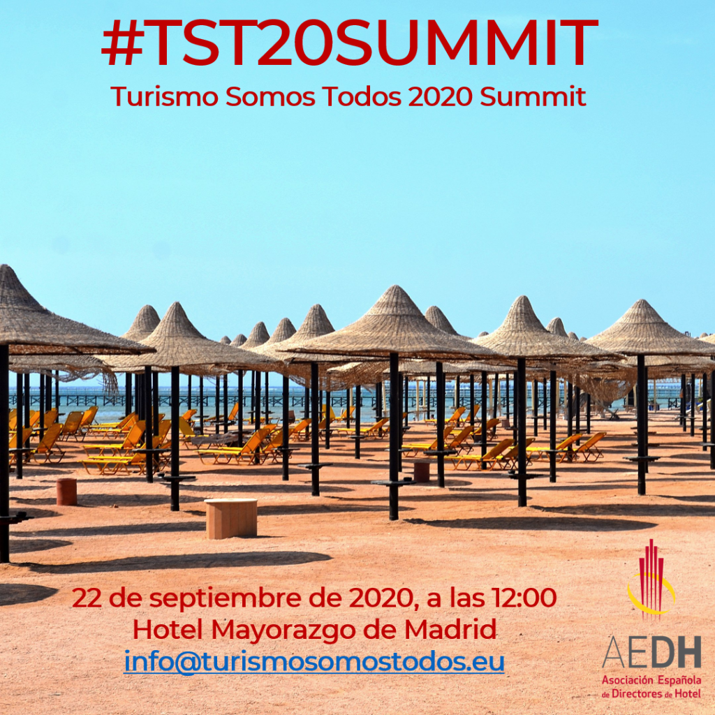 Conferencia #TST20SUMMIT